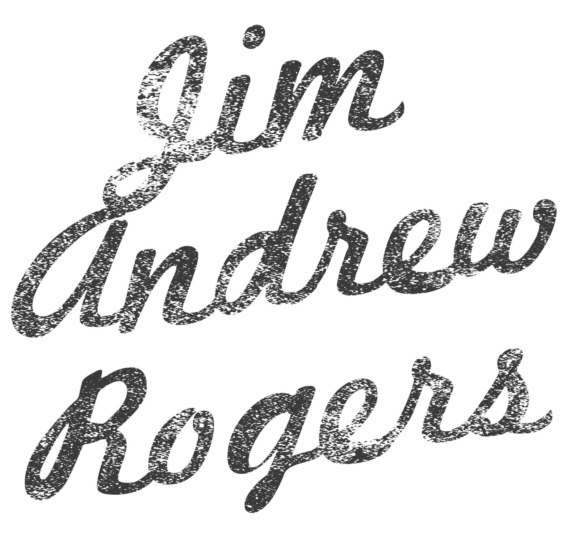 The Official Store for Jim Andrew Rogers